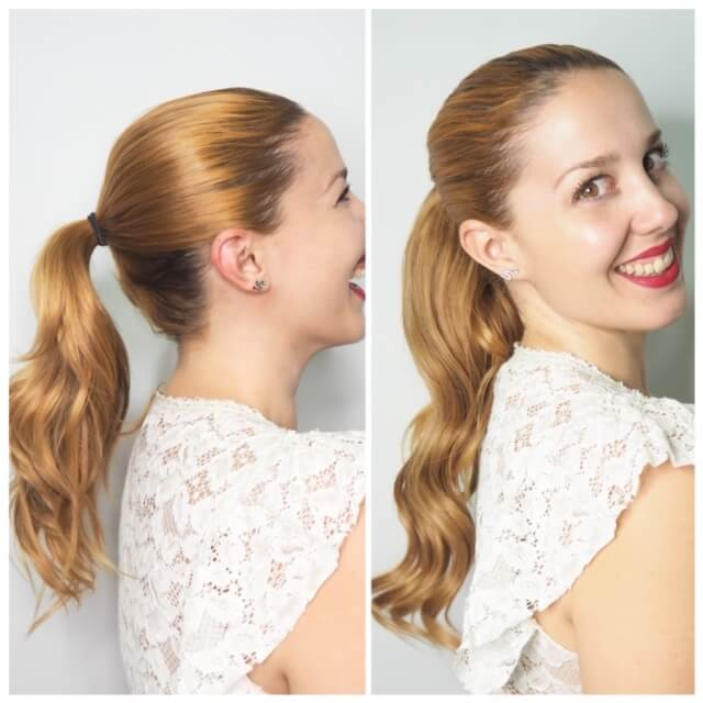 alquiler de extensiones de pelo natural